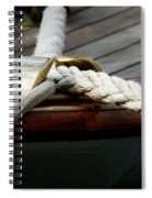 Nautical Textures Spiral Notebook