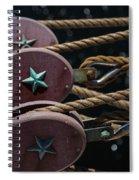 Nautical Ties Spiral Notebook