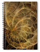 Nautical Twilight  Spiral Notebook