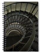 Nautilus Stairway Spiral Notebook