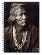 Navajo Medicine Man, C1904 Spiral Notebook