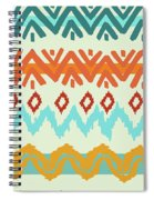 Southwest Pattern I Spiral Notebook