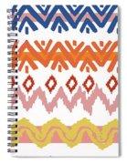 Southwest Pattern IIi Spiral Notebook