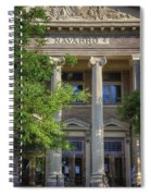 Navarro County Courthouse Spiral Notebook
