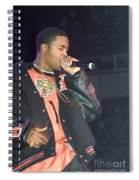 Naz Spiral Notebook