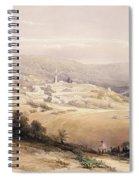 Nazareth Spiral Notebook