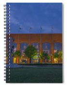 Ncaa Hall Of Champions Dusk Spiral Notebook