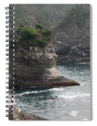 Neah Bay At Cape Flattery II Spiral Notebook
