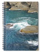 Neah Bay At Cape Flattery Spiral Notebook