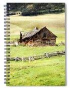 Near Helena Spiral Notebook