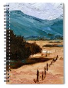 Near La Veta Spiral Notebook
