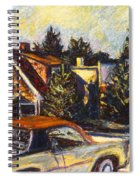 Near Reeds Spiral Notebook