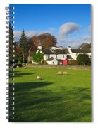 Near Sawrey In The Lake District Spiral Notebook