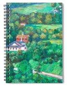 Near Tuggles Gap Spiral Notebook