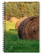 Nearing The Golden Hour 3d21653 Spiral Notebook