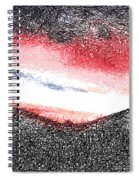 Nearly Home  Spiral Notebook