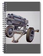 Nebelwerfer Spiral Notebook
