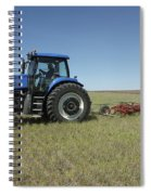 Nebraska Farming Spiral Notebook