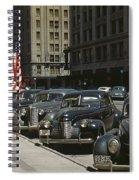 Nebraska Lincoln, 1942 Spiral Notebook