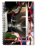 Necessity Is The Mother Of Invention Spiral Notebook