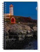 Neddick Lighthouse Spiral Notebook