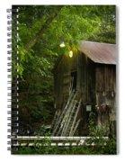 Need A Ladder? Spiral Notebook