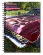 Need A Little Tlc Spiral Notebook