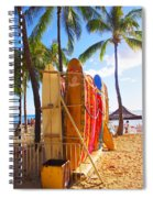 Need A Surfboard Spiral Notebook