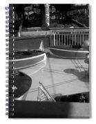 Needs Water Skis  Spiral Notebook