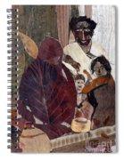 Needy Family Spiral Notebook