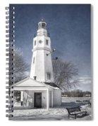 Neenah Lighthouse Spiral Notebook
