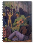 Negro Spritual, 1959 Spiral Notebook