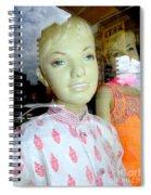Nehru Reflections Spiral Notebook