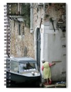 Neighbourhood Watch Spiral Notebook