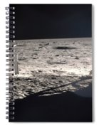Neil Armstrong On The Moon - 1969 Spiral Notebook