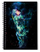 Neil Degrasse Tyson Spiral Notebook