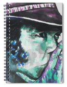 Neil Young Spiral Notebook