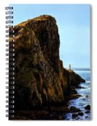 Neist Point Spiral Notebook