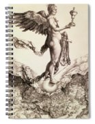 Nemesis Spiral Notebook