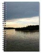 Nenana River Spiral Notebook