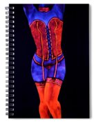 Neon Dream II Spiral Notebook