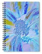 Neon Flora Spiral Notebook