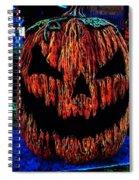 Neon Jack Spiral Notebook