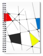 neoplasticism 09 I Spiral Notebook