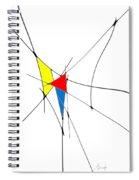 neoplasticism 11 II Spiral Notebook