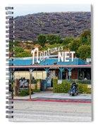 Neptune's Net Spiral Notebook