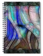Nerve Center Spiral Notebook