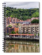 Nervion Spiral Notebook