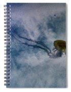 Nettlesphere Spiral Notebook