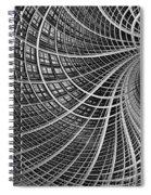 Network II Spiral Notebook